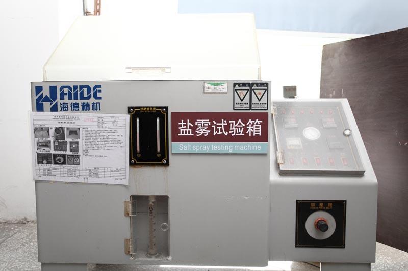 毅廷设备盐雾试验系统