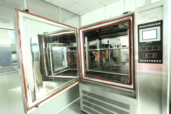 高低温交变试验系统