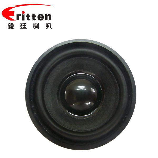 40mm圆形纸盆3.6Ω稀土高强磁13芯蓝牙音箱喇叭
